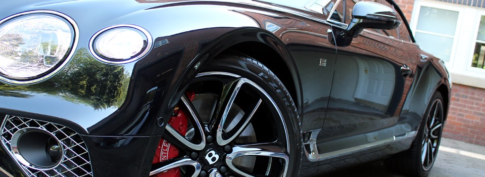 New car protection packages | 2019 Bentley Continental GTC W12 First Edition