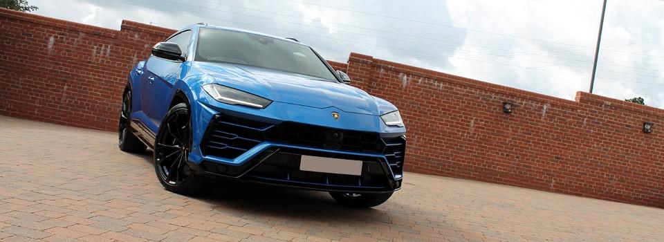 Welcome to Definitive Shine | 2019 Lamborghini Urus
