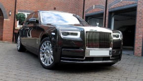 Rolls Royce Phantom VIII New Car Protection