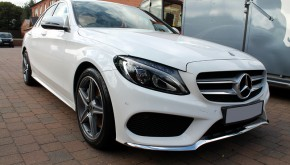 Mercedes C250d AMG-Line New Car Protection