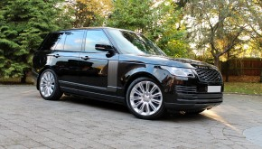 Range Rover Autobiography New Car Protection