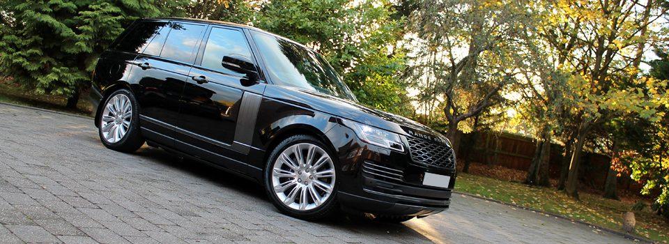 2018 Range Rover Autobiography SDV8