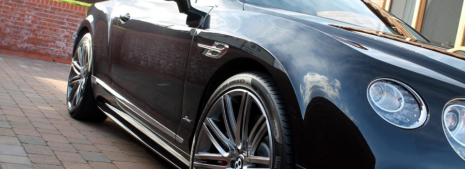 New car protection packages | 2017 Bentley Continental GT Speed